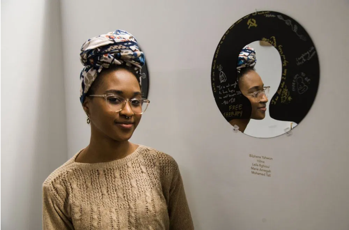 Bmoreart features an online interview with Safiyah Cheatam
