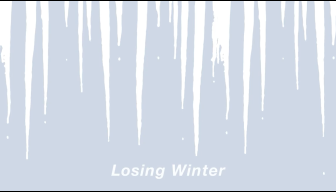 Losing Winter : A participatory exhibition and art project